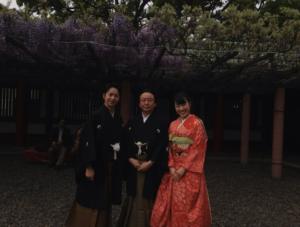 詠寿郎先生とお家元